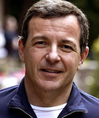 Robert Iger: Zum Disney-Chef gekürt