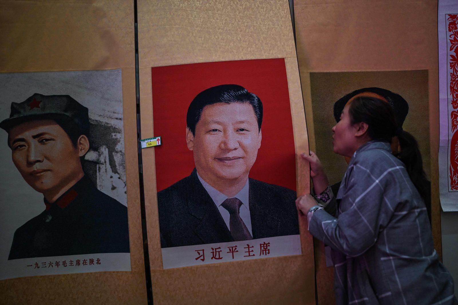CHINA-POLITICS-ANNIVERSARY