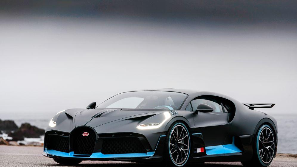 Bugatti Divo: Der Kurvenkönig