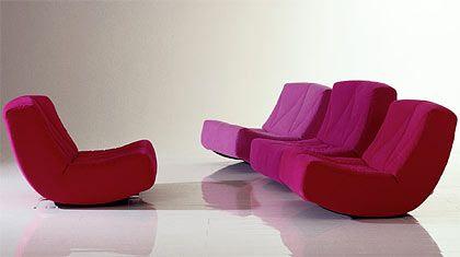 Alternative zum Schaukelstuhl: Ein Sessel von Designerin Kati Meyer-Brühl