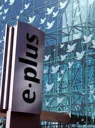 E-Plus: Gestiegenes Vorsteuerergebnis