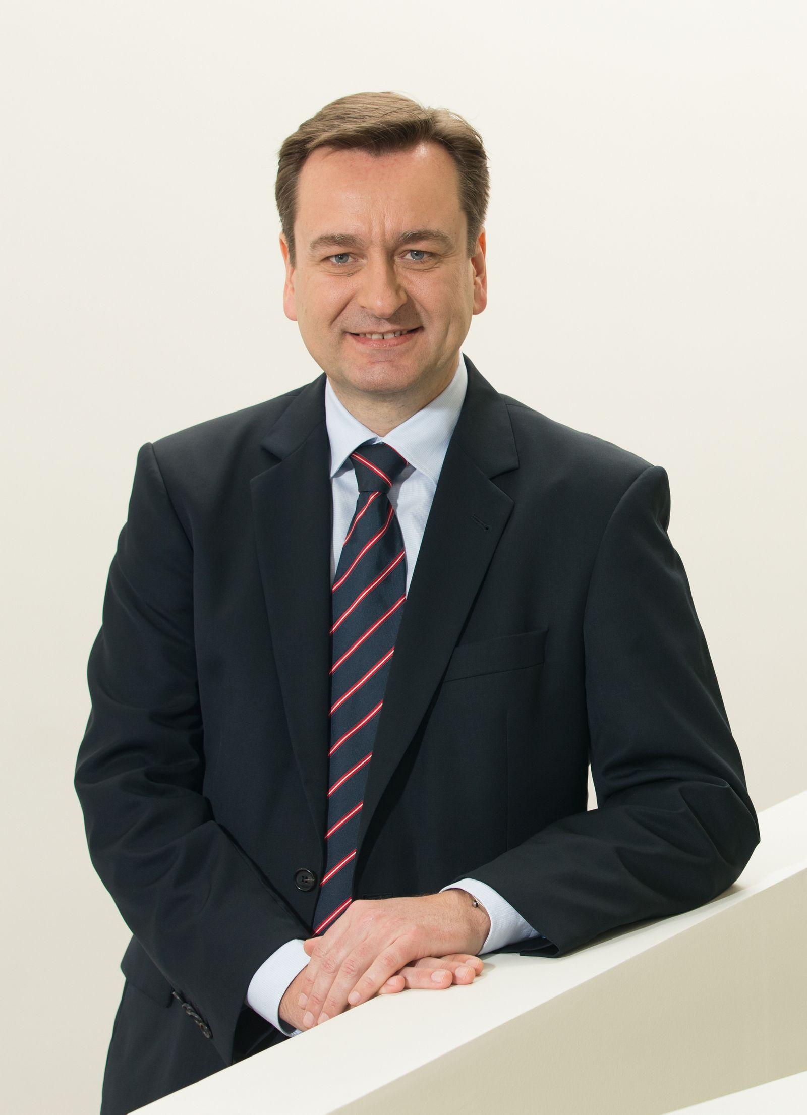 Dr. oec. publ. Joachim Wenning