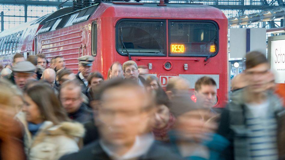 Bahnstreik: Die GDL plant einen Ausstand von fast 100 Stunden