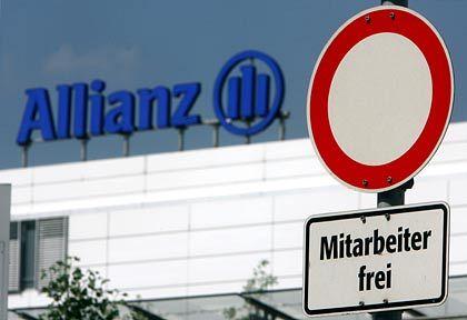 Allianz: Neue, alte Spekulationen über die Tochter Dresdner Bank