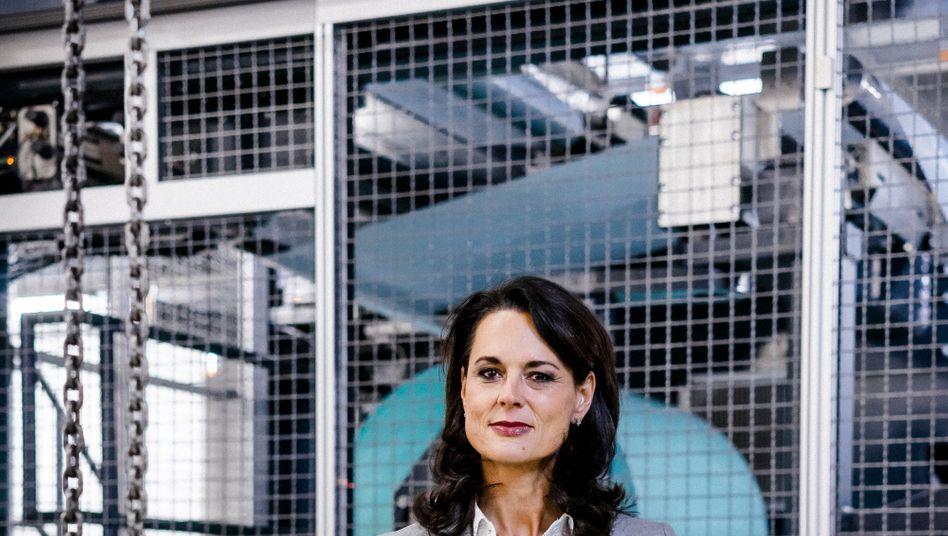 """Coroplast-Chefin Natalie Mekelburger: """"Die besten Erfahrungen bei Kundenbesuchen gesammelt"""""""