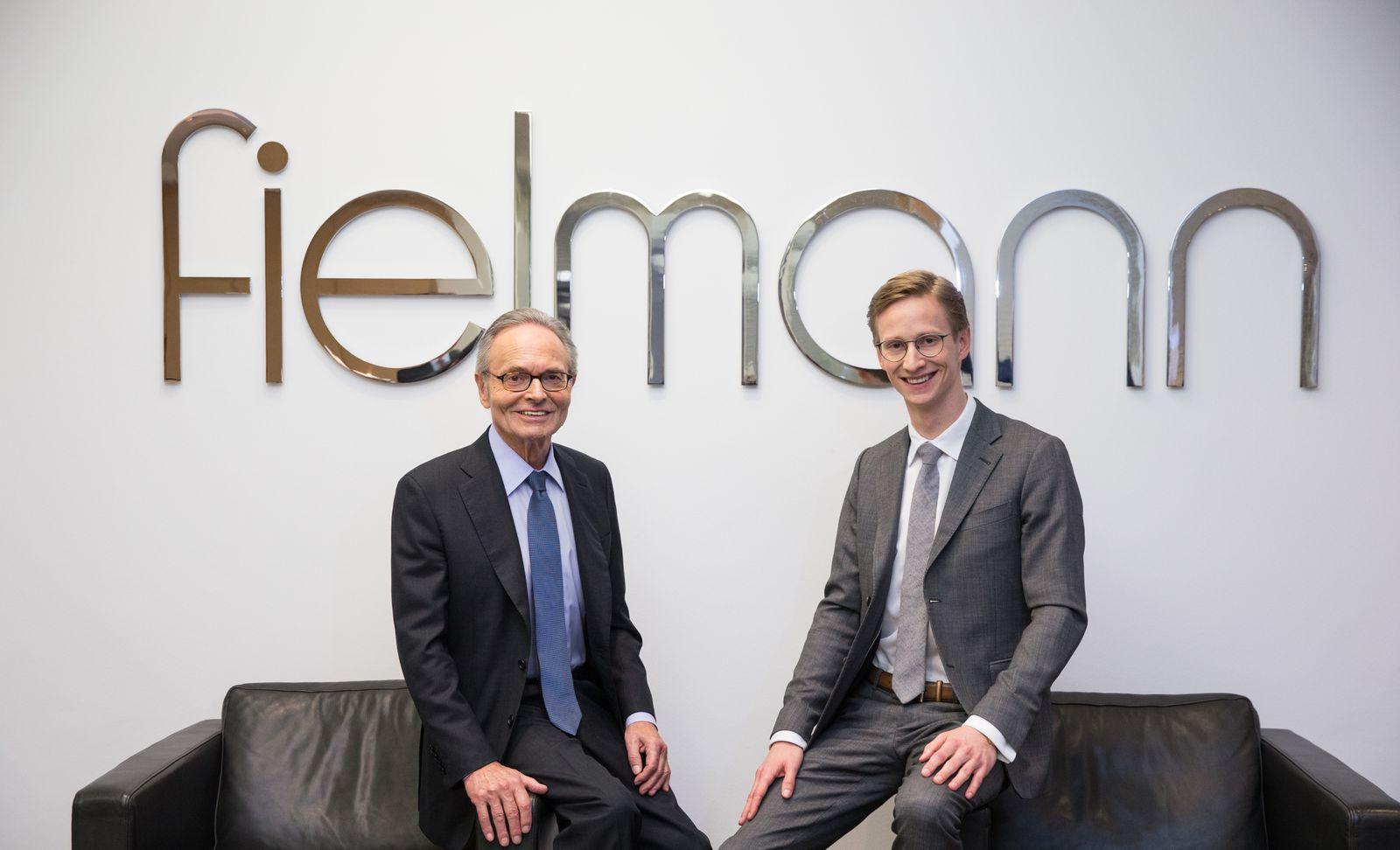 Günther Fielmann / Marc Fielmann