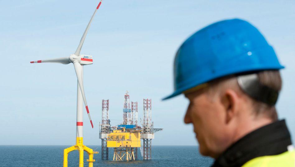 Offshore-Windpark Bard: Südweststrom fällt als Käufer aus