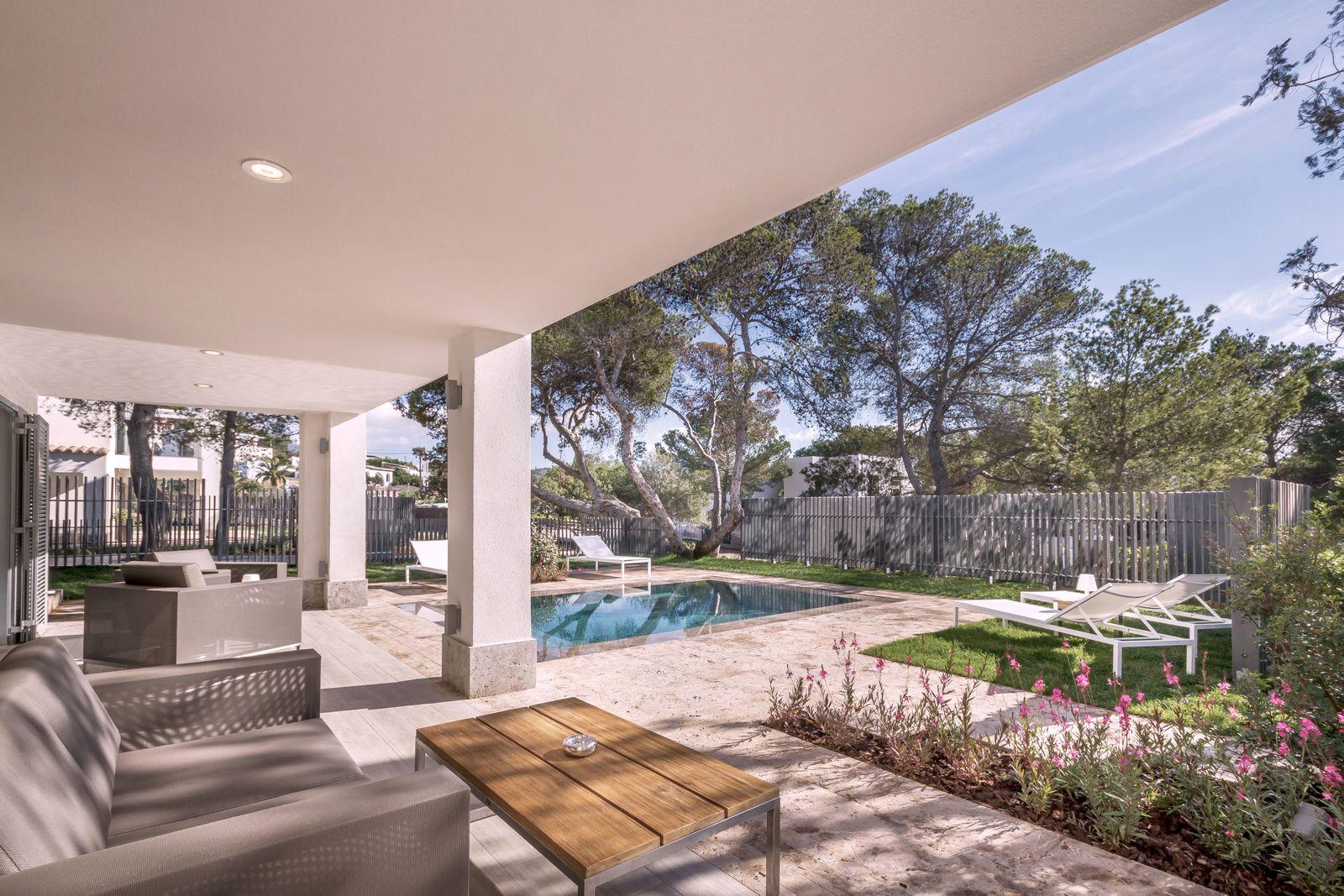 Das ¿Seven Pines Resort¿ auf Ibiza