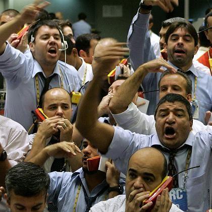 Panik in Sao Paulo: Der Handel wurde zum zweiten Mal unterbrochen