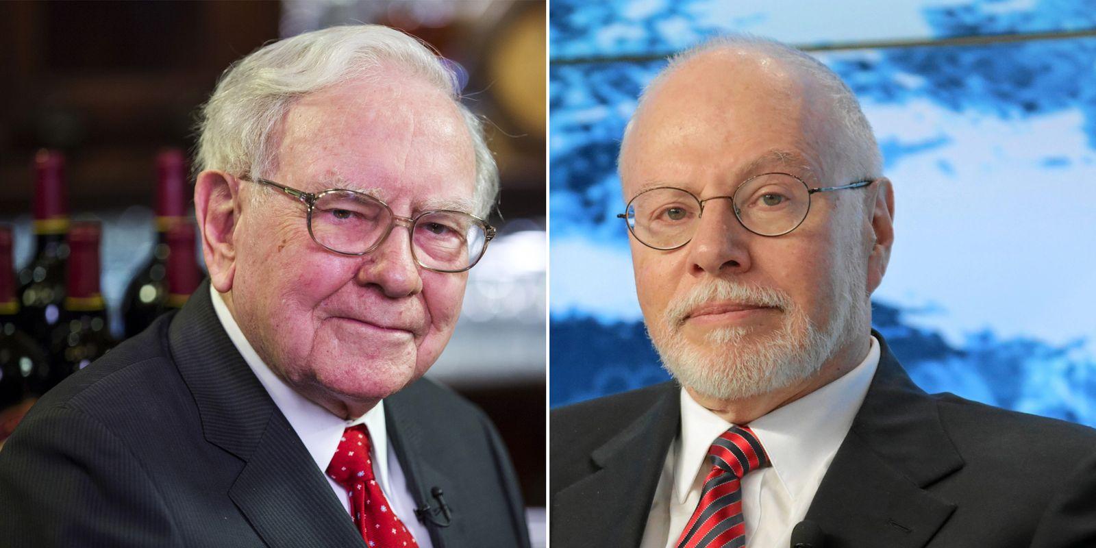 KOMBO Warren Buffett / Paul Singer