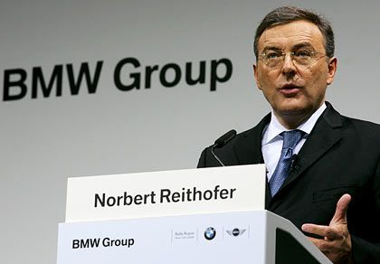 """BMW-Chef Reithofer: """"Wir richten die BMW Group konsequent auf Profitabilität und langfristige Wertsteigerung aus"""""""