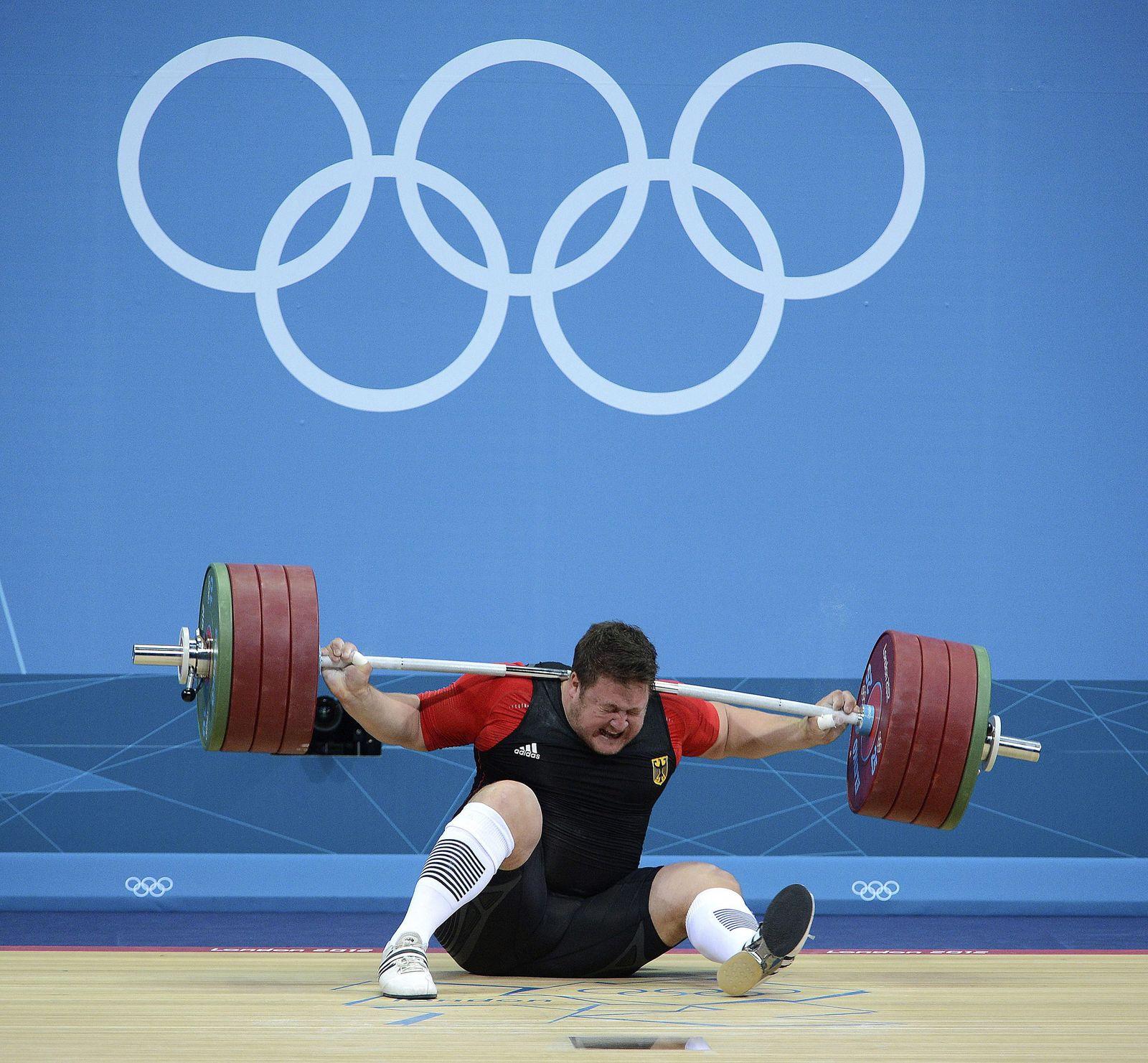 London 2012 - Gewichtheben