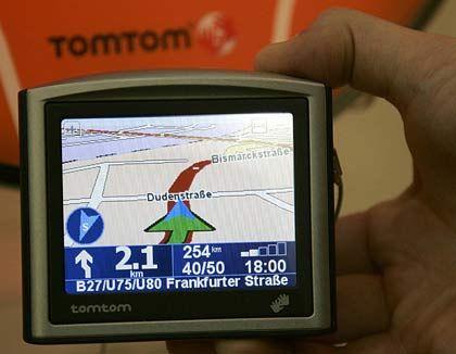 Nachgelegt: TomTom erhöht die Offerte für Tele Atlas