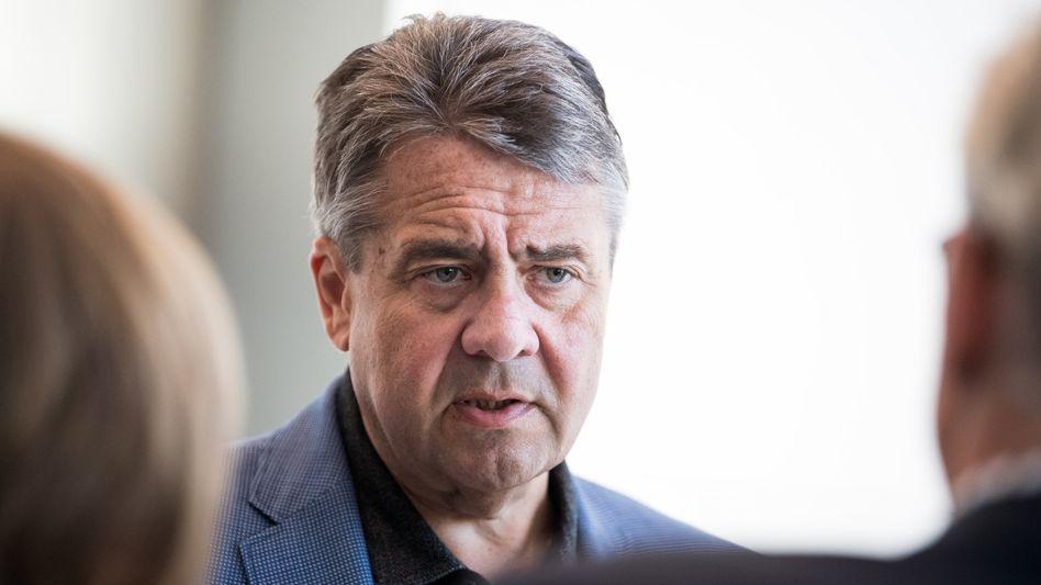 Sigmar Gabriel: Der Ex-SPD-Chef wird Aufsichtsrat bei der Deutschen Bank