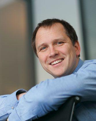 Frank Böhnke: Der Partner beim Wagniskapitalgeber Wellington half bereits den ersten Web-Boom zu finanzieren, jetzt beteiligte er sich an OpenBC