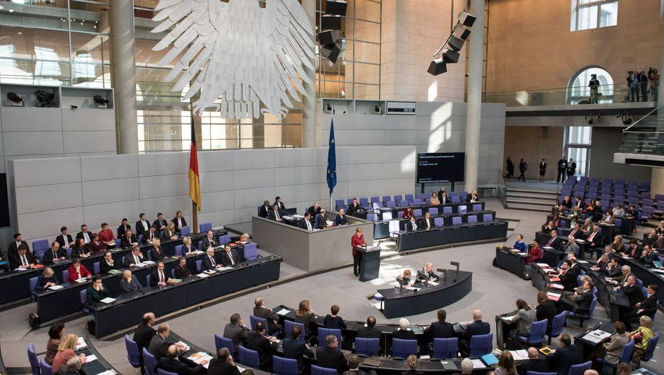 Abgeordnete im Bundestag: Das neue Gesetz fördert den Wettbewerb