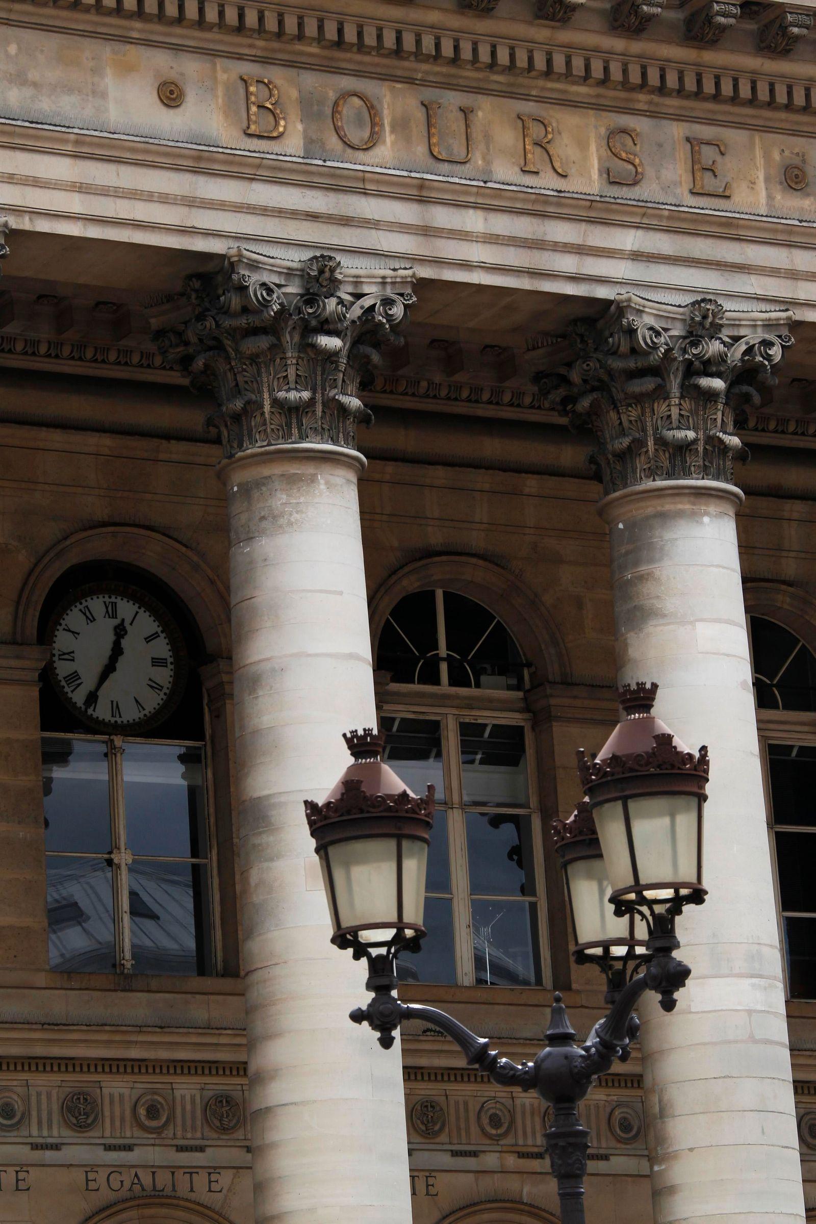 Börse / Aktien / Kurse / Frankreich / Paris
