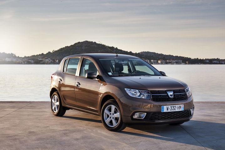 Der aktuell günstigste Kleinwagen: Der Dacia Sandero ab 6990 Euro