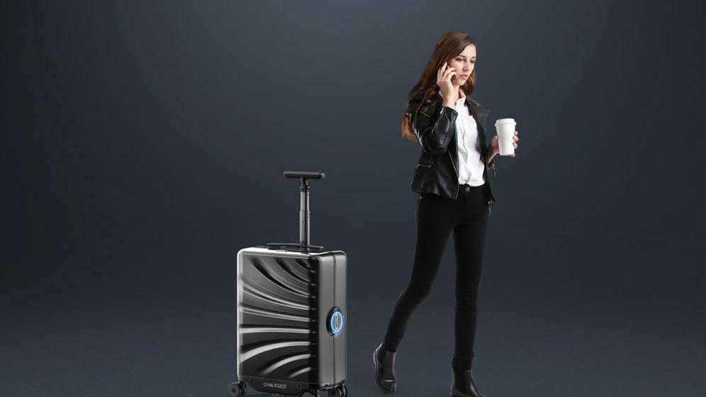 Smart Luggage: Das sind die neuen schlauen Koffer