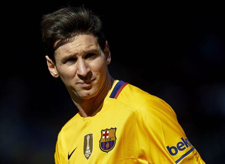 Brachte viele Ägypter gegen sich auf - mit einer unbedachten Schuhspende: Fußballer Lionel Messi