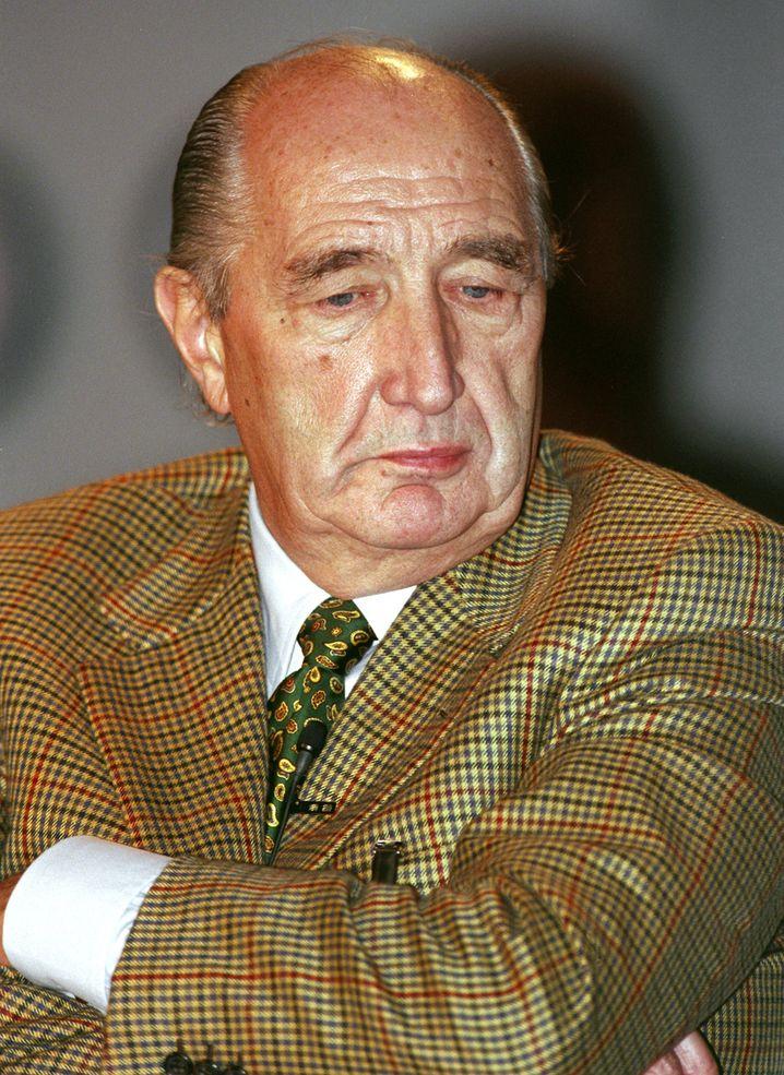 Günther Grotkamp: Ehemals WAZ-Justiziar, seit 1986 mit Petra Grotkamp verheiratet