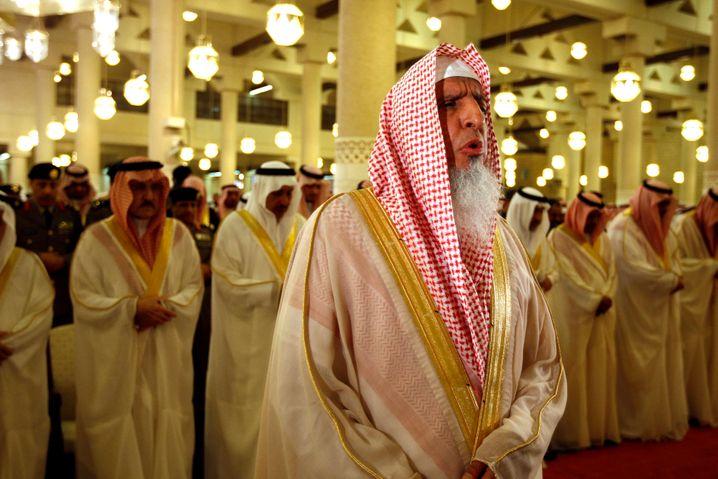 Großmufti Scheich Abdulaziz al-Scheich: Gegenspieler des Modernisierers