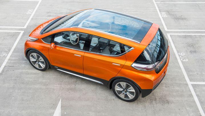 Elektroauto Bolt: GMs Kampfansage an Teslas kommendes Einstiegsmodell