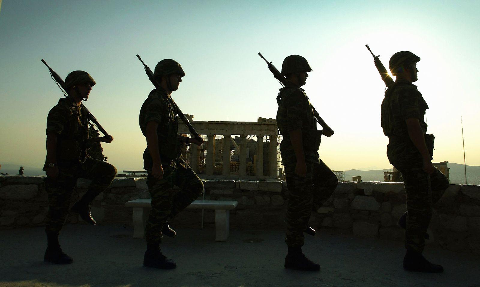 Griechenland / Militär