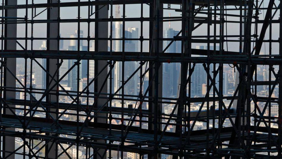 Gute Aussichten: Das ifo-Institut rechnet für 2014 mit einem kräftigen Wachstumsschub