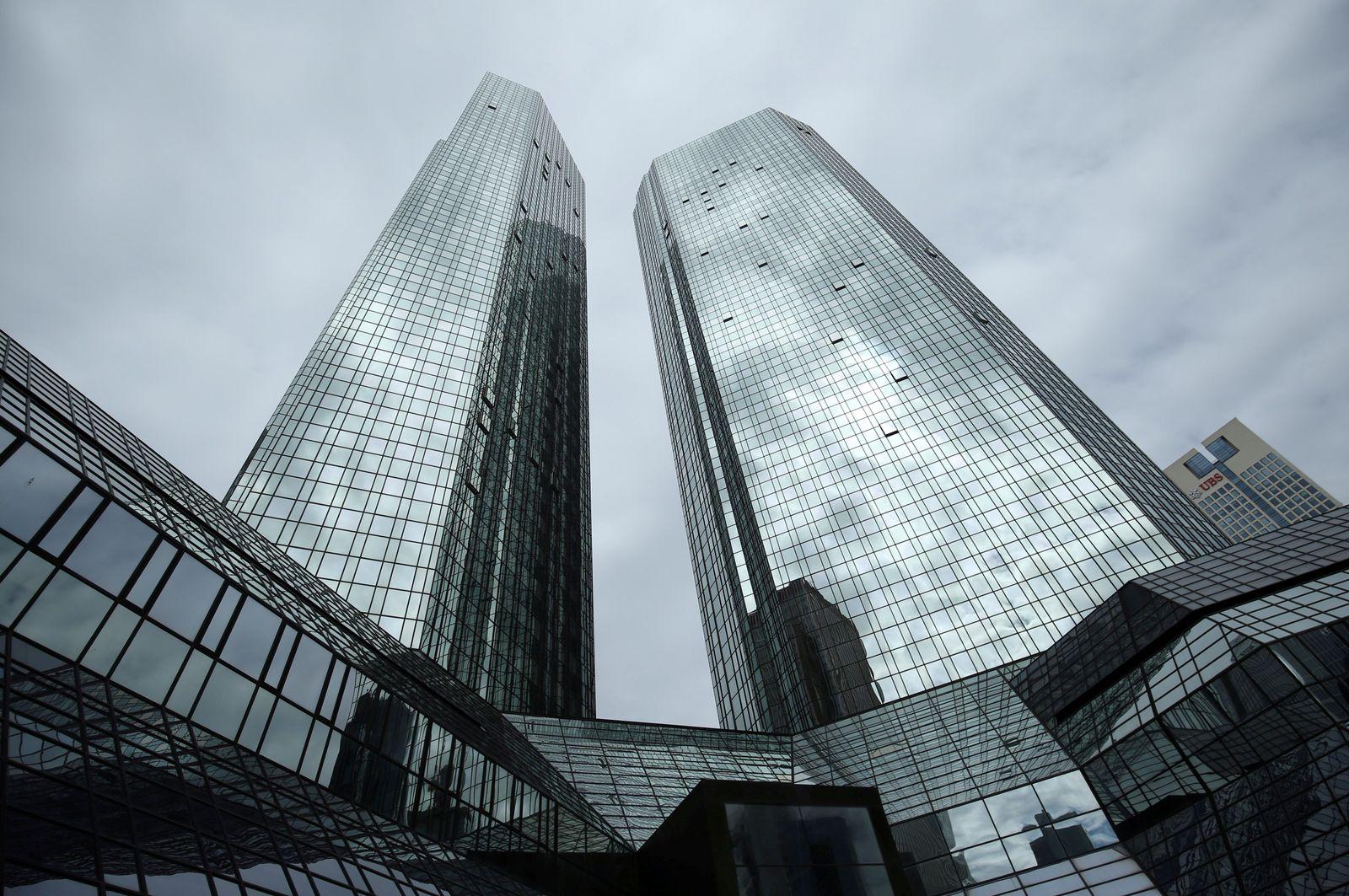 GERMANY-DIVIDENSTRIPPING/DEUTSCHE BANK