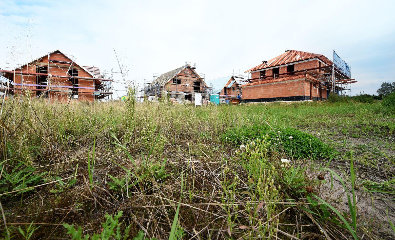 Neubauten / Neubauten / Neubausiedlung / Immobilien / Wohnhäuser