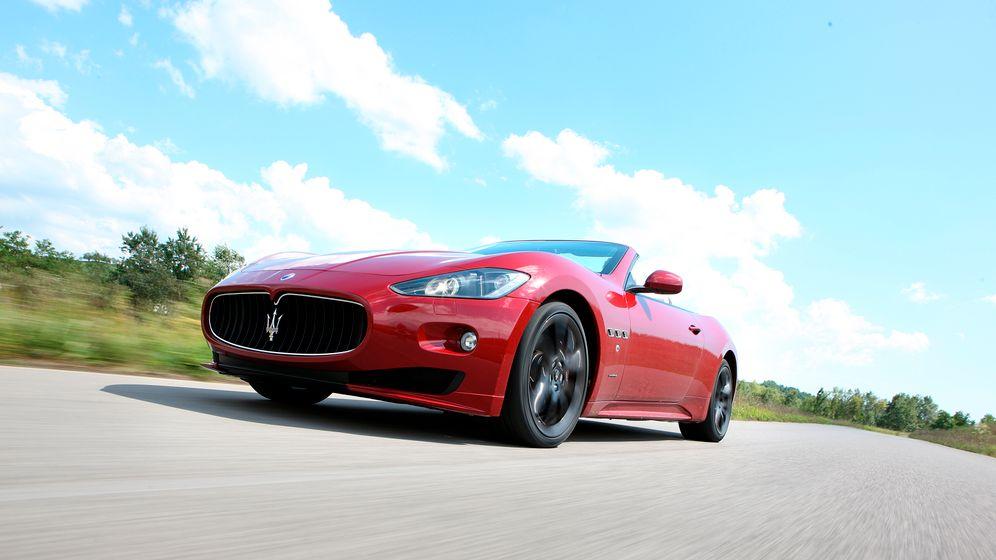 Maserati Gran Cabrio Sport: Sportler mit Übergewicht