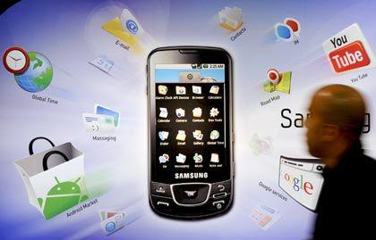 Multifunktionshandy: Handyhersteller bauen zunehmend GPS-Module in ihre Geräte