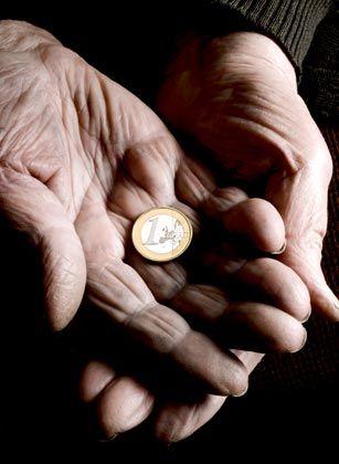 Altersarmut: Offensichtlich ein steigendes Problem