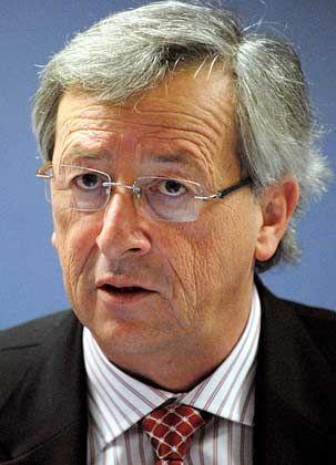 Wirtschaft und Soziales: Regierungschef Juncker