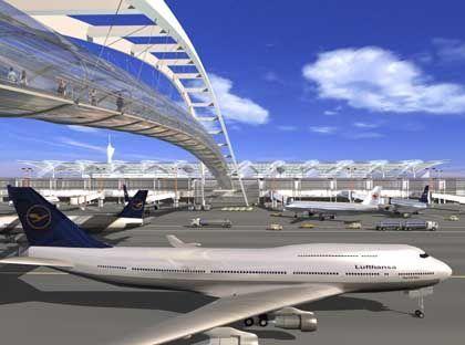 Privatisierung misslungen: Der neue Berliner Flughafen entsteht in staatlicher Alleinverantwortung