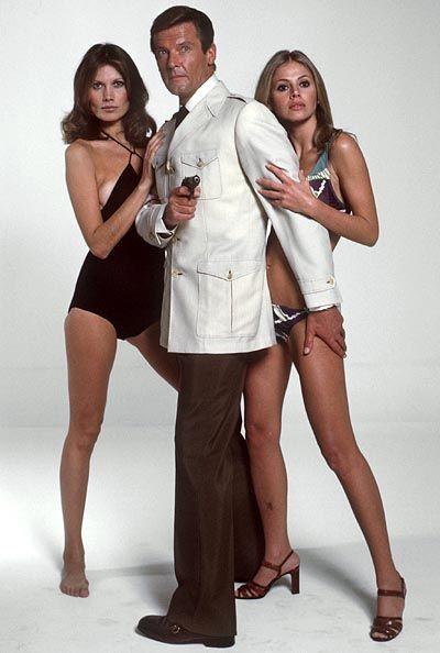 Spion, der Spione jagd: James Bond-Darsteller Roger Moore
