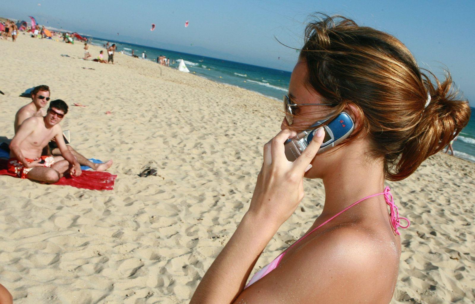 Roaming / Handytelefonate im Ausland