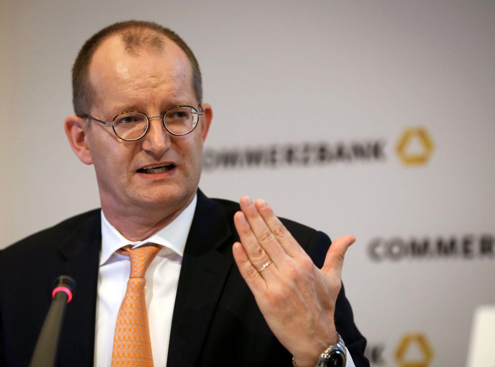 Martin Zielke/ Commerzbank