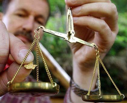 Gleichgewicht gestört: am Goldmarkt übersteigt die Nachfrage das Angebot