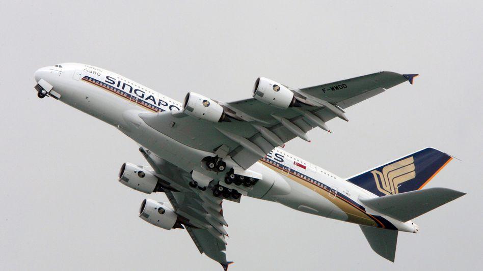 Aufsteiger: Singapore Airlines