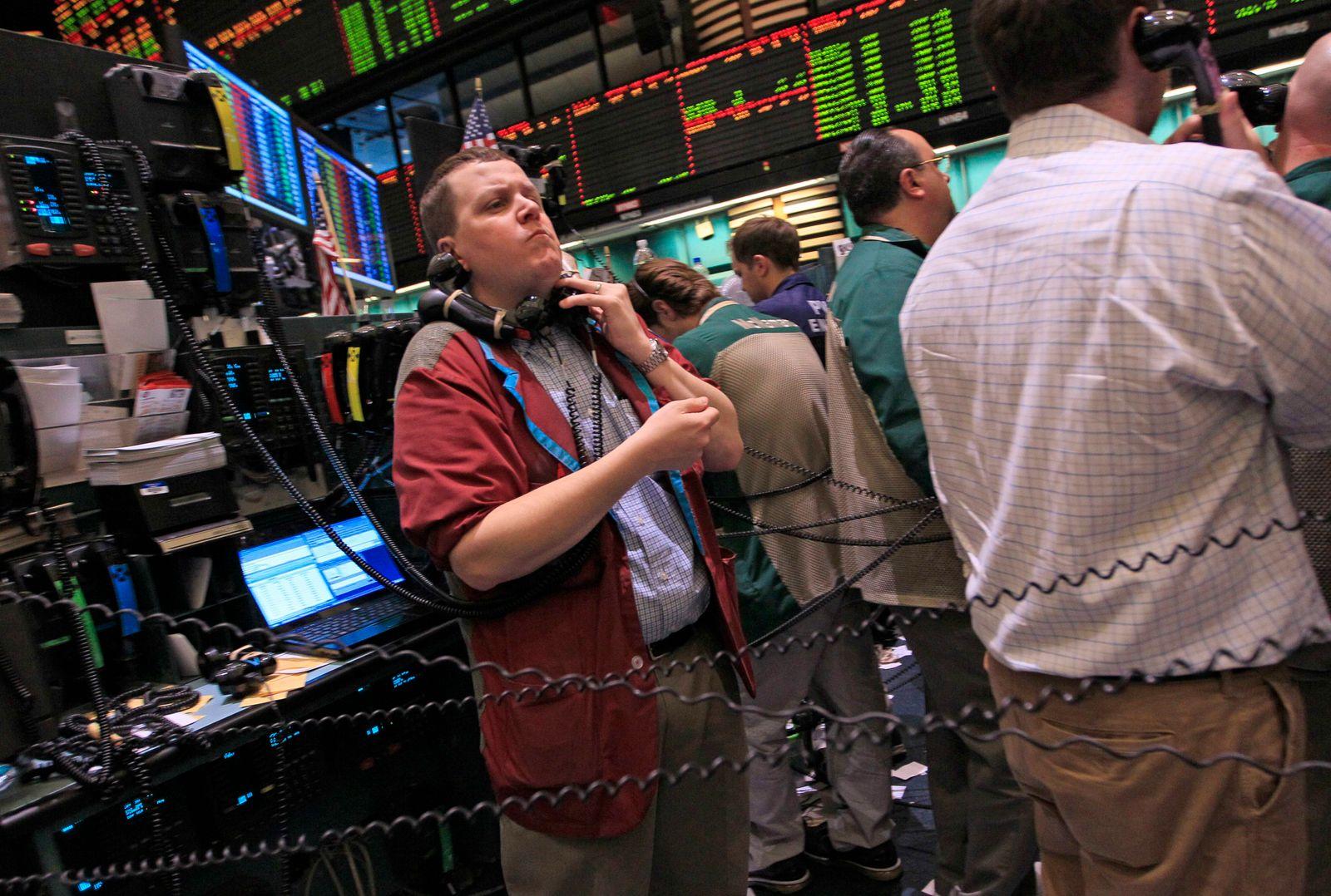Börse NY/ Ölpreis