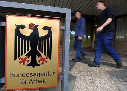 Die Softwareprobleme dauern an: Bundesagentur für Arbeit in Nürnberg