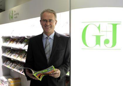 Fernsehduell: Bernd Kundrun, Vorstandschef von Europas größtem Zeitschriftenkonzern Gruner + Jahr, interessierte sich für den Spitzenposten in Bayern