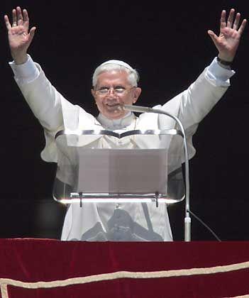 Dogmatisch, aber eindeutig: Papst Benedikt XVI.
