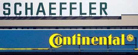 Schaeffler und Continental: Gemeinsam kommen die beiden Autozulieferer auf eine Verschuldung von mehr als 20 Milliarden Euro