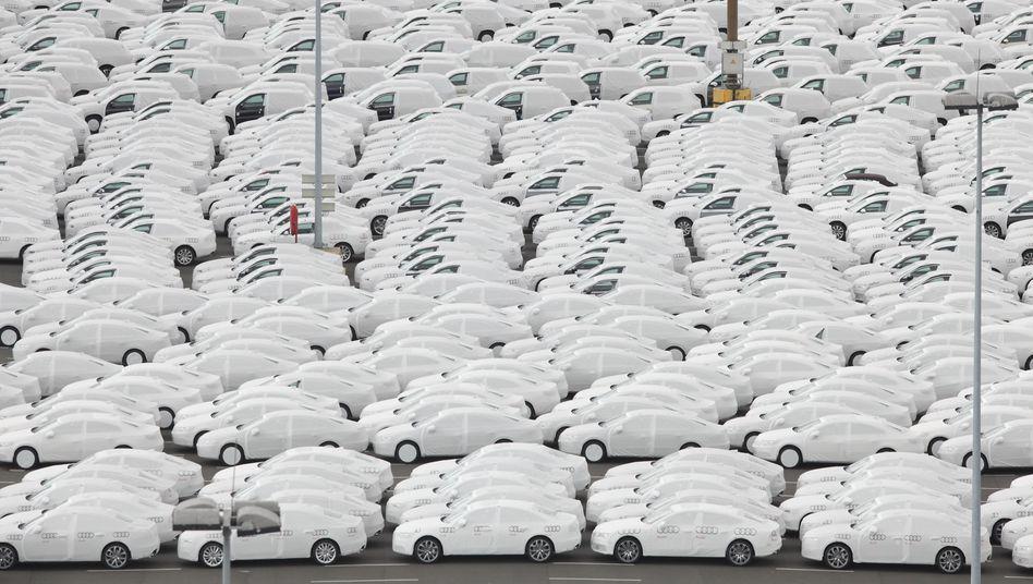 Bestellt und ... : Millionen Pkw in der EU fanden im vergangenen Jahr keine Käufer
