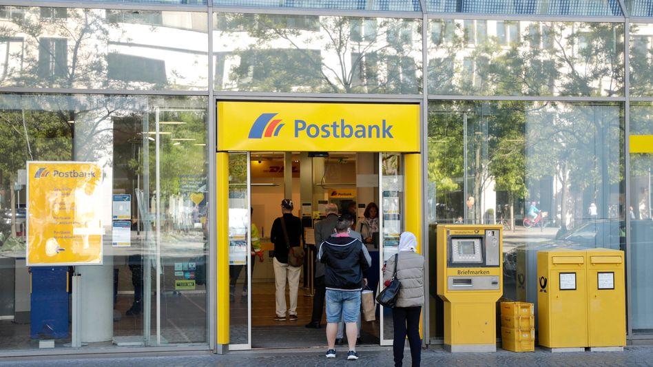 Postbank-Filiale in Frankfurt am Main