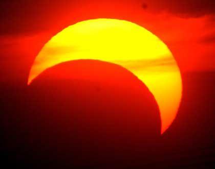 Seltenes Naturschauspiel:2010 erwarten Astronomen eine Sonnenfinsternis