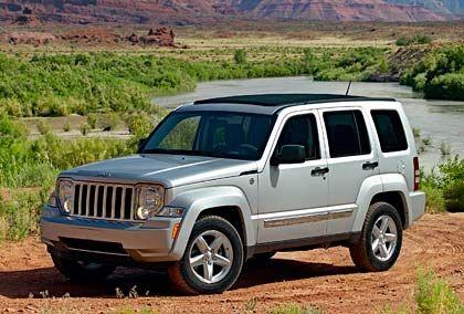 Jeep Liberty: Einzig werthaltige Marke des Konzerns